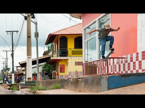Street Skating the Wilds of Brazil | Cruising the Amazon: Part 2