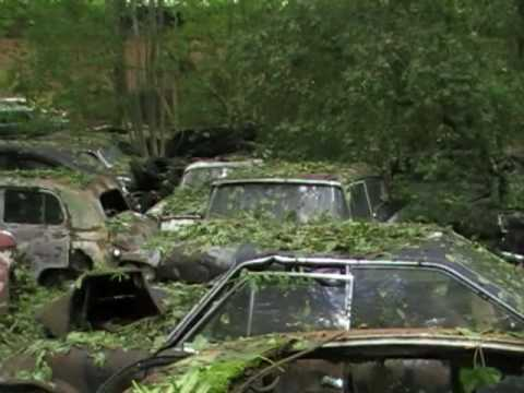 URBEX: The Messerli car graveyard