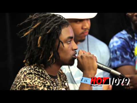 We Are Toonz The New Outkast? -  Hot107.9 Birthday Bash 19 Exclusive