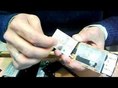 nokia X3 Disassembl training mobile phone repairing