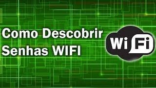 Como Descobrir Senhas WiFi No Android