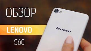 Обзор Lenovo S60