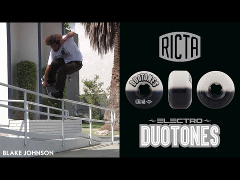 Ricta Wheels | Blake Johnson | Electro Duo Tunes