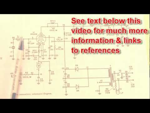 How to Read Schematics & indentify Electronic Components - KK4WW