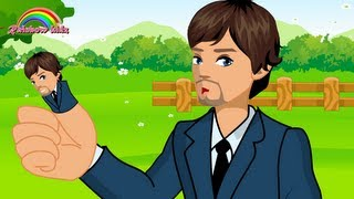 Finger Family | English Nursery Rhyme | With New lyrics