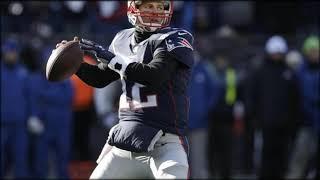 Neue Bestmarke: Tom Brady führt New England Patriots ins Halbfinale der NFL
