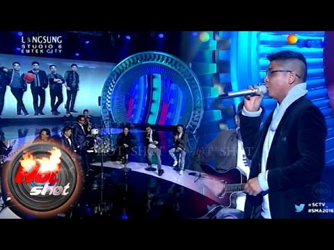 Momen Haru Ungu di SCTV Music Awards 2016 - Hot Shot 29 April 2016