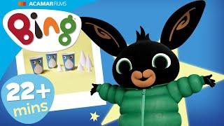 Bing - Feestelijk Programma: Rinkelschoenen | Compilatie | Cartoons voor kinderen | Bing Konijntje