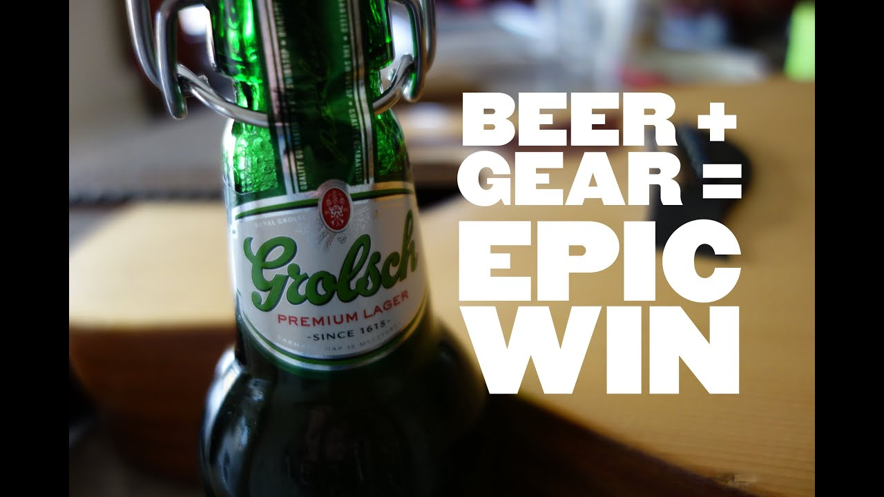 Amazoncom Estilo Swing Top Easy Cap Clear Glass Beer
