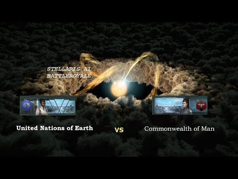 United Nations of Earth vs Commonwealth of Man. Who would win? Part 4