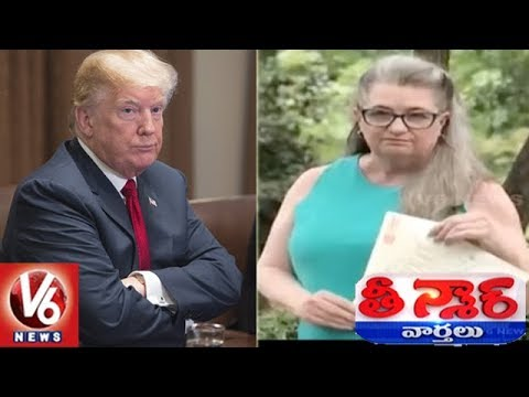 Retired English Teacher Corrects White House Letter And Sends It Back To Trump | Teenmaar News