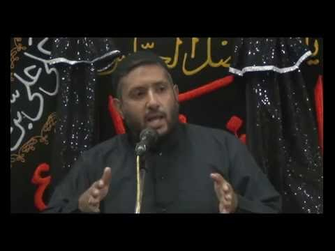 Shaykh Abbas Ismail (ENGLISH) :: 5th Muharram 1438 :: 6th Oct 2016 :: Bandra Khoja Masjid Mumbai
