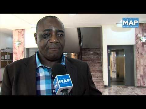 L'agence Maghreb Arabe Presse est une école en matière de journalisme d'agence Journaliste Congola