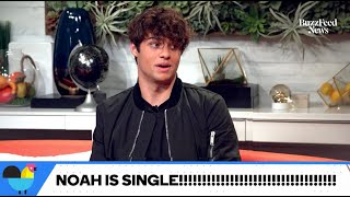 Download Lagu Noah Centineo Gets Real About Being Single, Self-Care And Safe Sex Gratis STAFABAND