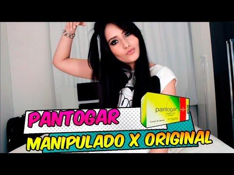 PANTOGAR MANIPULADO x PANTOGAR ORIGINAL - FERNANDA CAROLINE