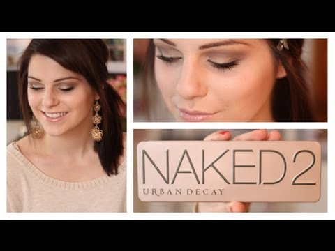 Naked Palette 2 Makeup Tutorial: Smoky Eye