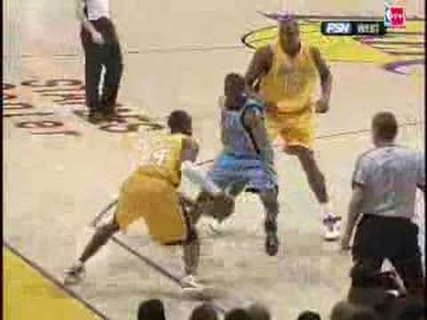 Kobe Bryant's Top 10 Plays of 2007