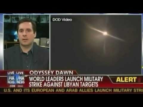 U.S. Attack on Libya