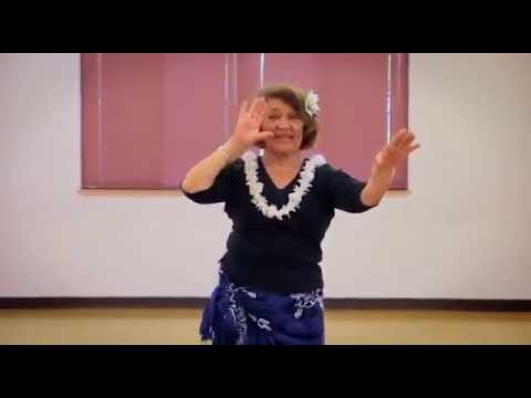 Pearly Shells - Hula Instruction