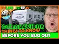 Escaping from Coronavirus COVID-19 in your RV or Camper Trailer