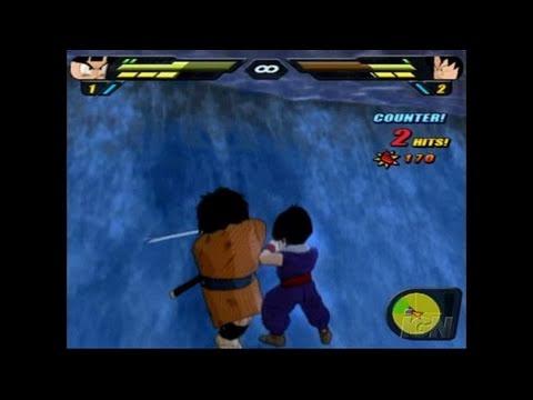 Dragon Ball Z Budokai Tenkaichi 2 Nintendo Wii