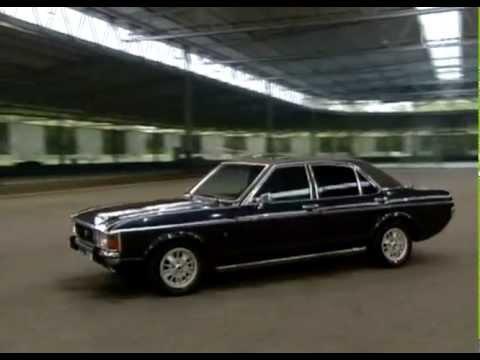 Motorjournalen presenterar en klassiker: Ford Granada MK1 ...