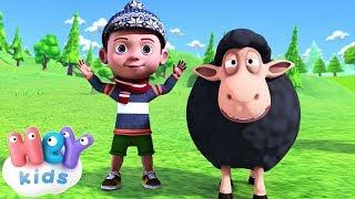 Baa Baa Black Sheep song + more popular Nursery Rhymes by HeyKids