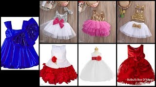 Kids Party Wear Dresses /Collection 2018/Diwali Offer