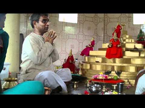 Devipuram meru navavarana puja 2