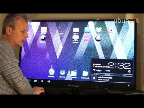 MK802 Обзор возможностей с Android и Ubuntu