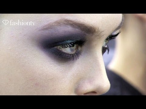 John Galliano Fall 2012 Backstage with Constance Jablonski, Sigrid Agren, Anna Selezneva | FashionTV