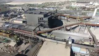 Arizona Mining Review V.41: Joe Wilhelm ASARCO's Hayden Smelter