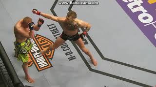 Conor McGregor vs Nate Diaz 2 Взвешивания