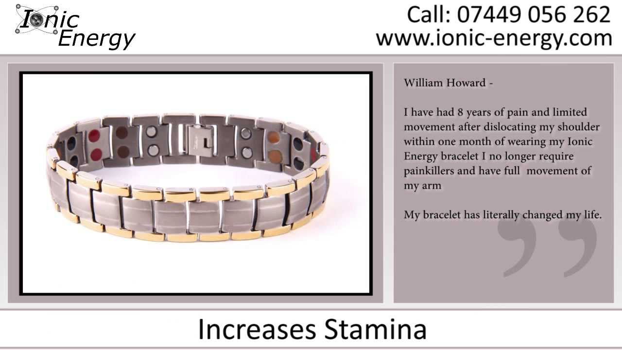 Magnetic bracelet magnetic bracelets for arthritis youtube for How does magnetic jewelry work
