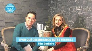 ¿Cuál es el origen de la Navidad? #ConsultorioMoi con Elisa Queijeiro