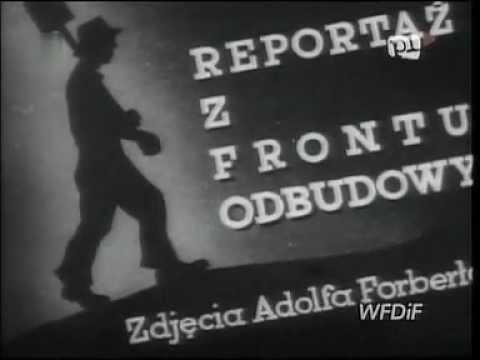 Polska Kronika Filmowa 1945 - 03_ Białystok - Odbudowa