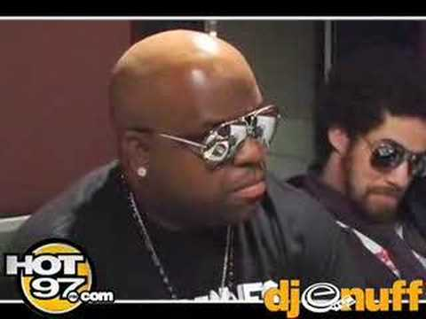 Hot 97-DJ Enuff Gnarls Barkley Interview