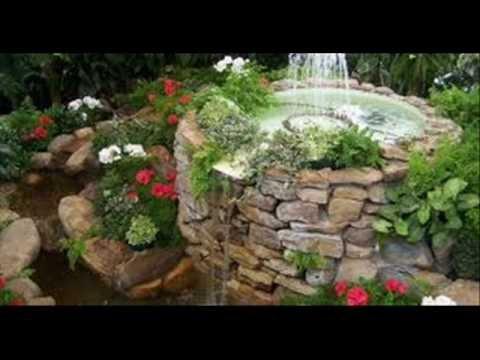 Prirodni kamen za kucu i dvorista youtube for Gartengestaltung springbrunnen
