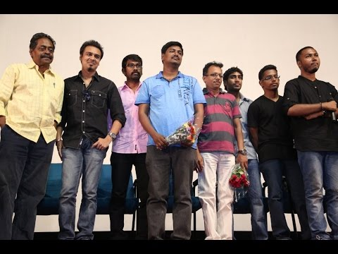Obama Short Film Screening | Rajasekar - BW