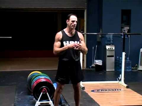 CrossFit - Basic Kettlebell Swing, Part I, Jefff Martone Image 1