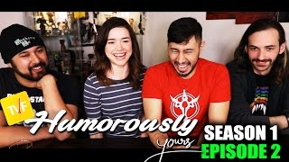 TVF HUMOROUSLY YOURS e2 Reaction w/ Achara, Greg, John