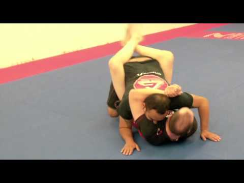 No Gi Grappling Video: Submissions from Guard - Triangle Set-up from Guard with Tim Gillette Image 1