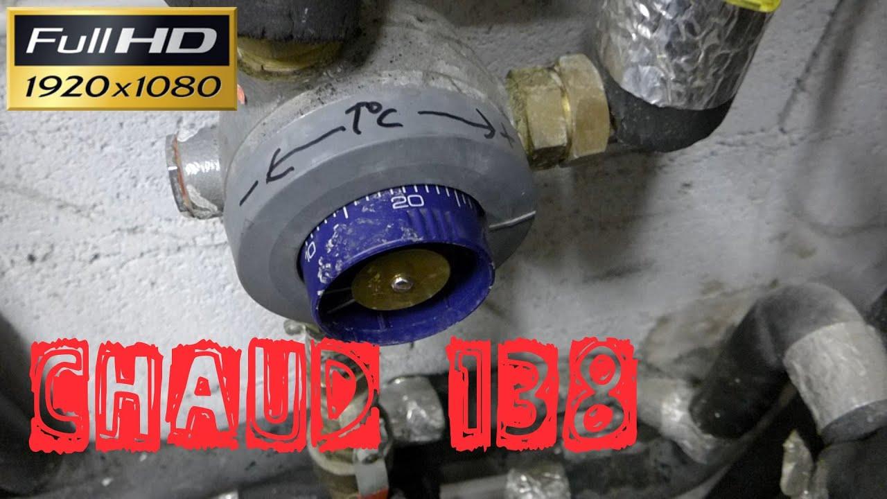 Chaud138 remplacement d 39 une cartouche d 39 un mitigeur thermostatique et explication du - Fonctionnement d un robinet thermostatique ...