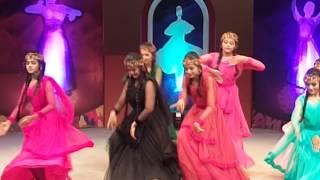 Labiba islam spriha perform at BTV