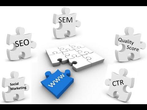 Маркетинг при разработке сайта.