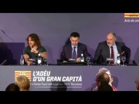 Chaos beim FC Barcelona: Zubizarreta fliegt, Puyol geht | Katalanen feuern Sportchef