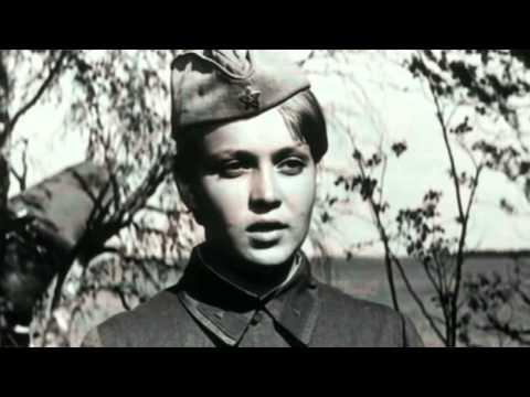Военные, армейские песни - Синий платочек