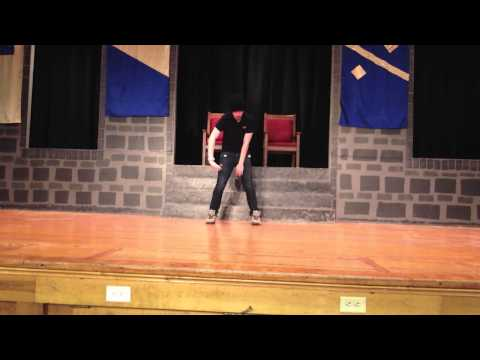Castle Walls Dubstep Dance | Jared Seiber video