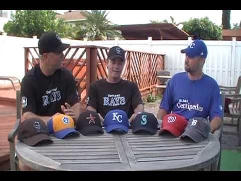 Maui Adult Baseball TV, Episode I, 2/11/11