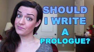 How to Write a Prologue